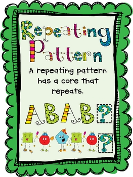 Patterns: Additive and Repeating