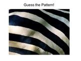 Patterns Anticipatory Set