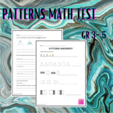 Patterns Assessment