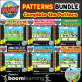 Complete the Pattern BOOM Cards™ Bundle: Farm Animals Themed