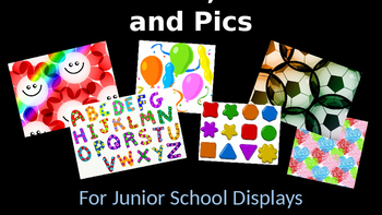 Patterns, Banners and Pictures