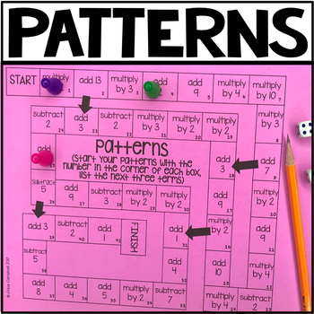 Patterns Board Game