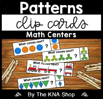 Patterns Clip Cards