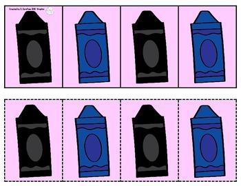 Patterns: Colors (student & teacher sizes)