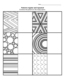 Patterns - Copy Advanced Designs