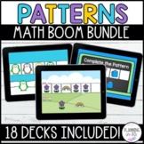 Patterns Digital Boom Cards™ Bundle | AB, ABC, AAB, ABB, A