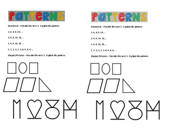 Patterns Examples