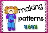 Patterns - Extending, creating, making