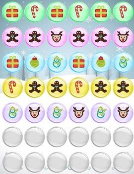 Patterns File Folder Game