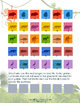 Patterns File Folder Game - Zoo Animals