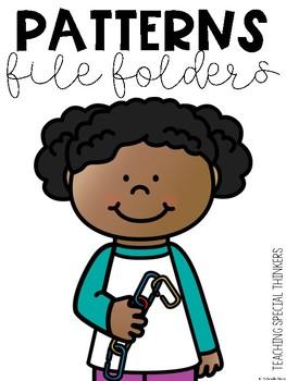 Patterns File Folders