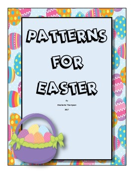 Patterns For Easter