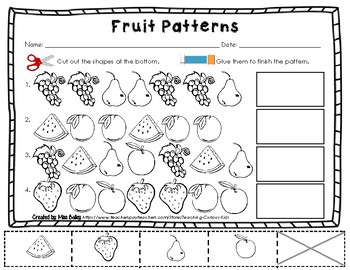 Patterns Freebie