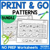 Patterns Print & Go! BUNDLE