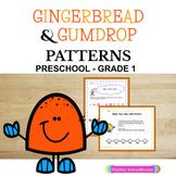Patterns: Gingerbread Man & Gumdrop Patterns