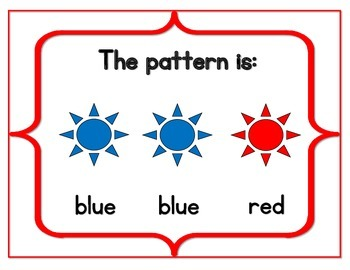 Patterns: Growing and Transferring Anchor Chart