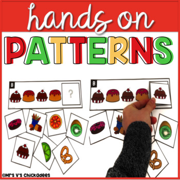 Patterns Hands on Center: AB, ABB, AAB & ABC Patterns