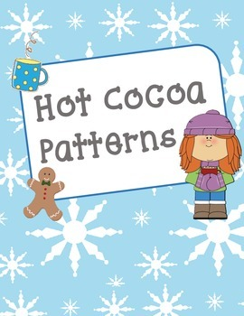 Number Patterns-- Hot Cocoa