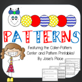 Patterns & Cater-Pattern Center