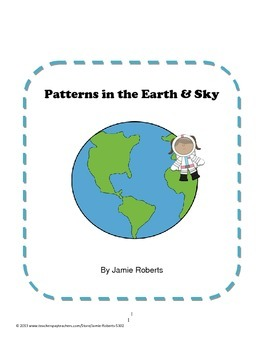 Patterns In the Sky: Day & Night, Seasons, Moon Phases