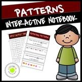 Math Patterns Interactive Notebook