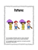 Patterns Interactive Notebook