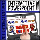 Patterns Interactive Powerpoint
