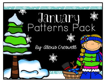 Patterns: January