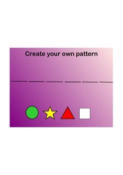 Patterns Math Lesson