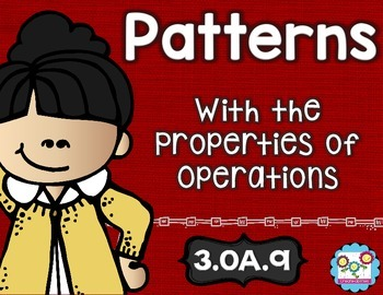 Patterns Using the Four Operations