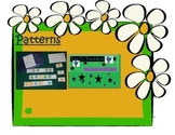 Patterns- Math center Digital Download