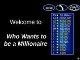 Patterns Millionaire game