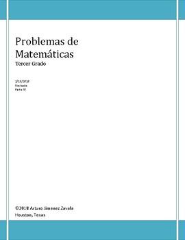 Patterns - Patrones - Spanish - TEKS: 2.7 & 3.5E