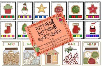 Patterns Patterns Everywhere (December Math)