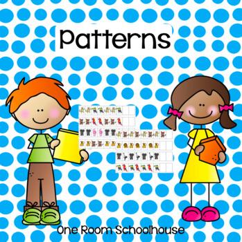 Patterns! Patterns! Patterns!