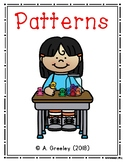 Patterns Practice Booklet