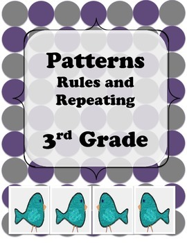 Patterns Practice and Assessment