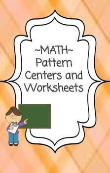 Patterns Practice and Review
