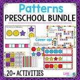 Patterns | Pre-K/Preschool Math Centers