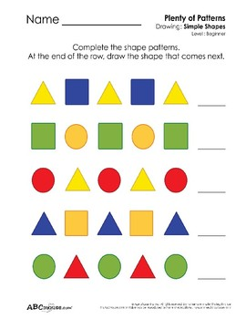 Patterns Printables Collection