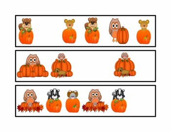 Patterns: Pumpkin Buddies