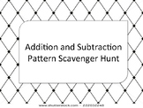 Patterns Scavenger Hunt