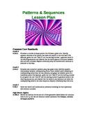 Patterns & Sequences Lesson Plan