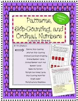 Patterns, Skip-Counting, and Ordinal Numbers