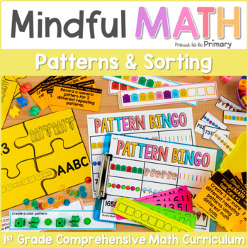 Patterns & Sorting for First Grade