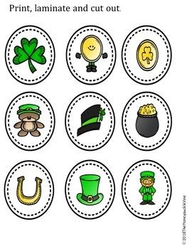 Patterns St. Patrick's Day