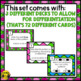 Patterns Task Cards Grade 3