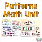 Patterns Unit (Special Education Math Unit)