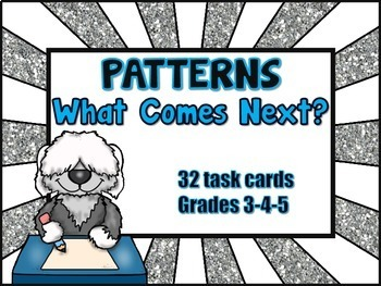 Number Patterns - What Comes Next?