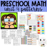 Patterns activities and centers - Preschool Math